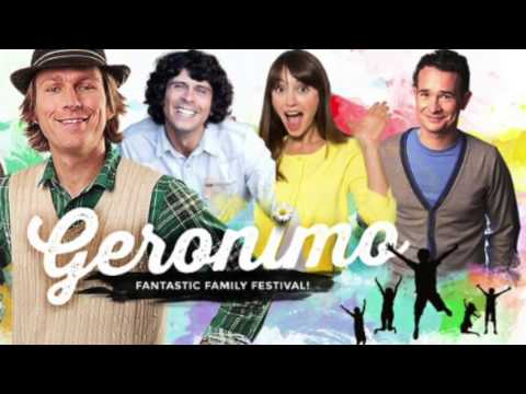 Geronimo Festival Song by Johnny and the Raindrops