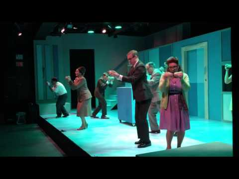 MusicalFare Presents: HOW TO SUCCEED Dress Rehearsal Footage