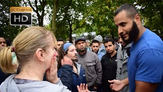 P1 - Pirates & Floating objects!? Mohammed Hijab Vs Atheists | Speakers Corner | Hyde Park