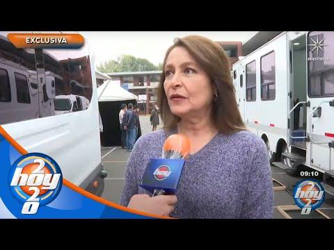 Daniela Romo comparte la inspiración que tuvo para escribir el tema de #VencerElDesamor | Hoy