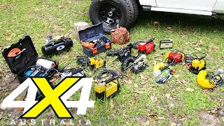 Air compressor comparison: 12-volt | Gear | 4X4 Australia
