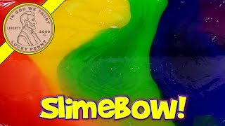 Rainbow of Slime! Watch Us Make a