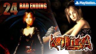 Koudelka 【PS1│ePSXe】 #24 (Disc 4) │ Bad Ending (Game Over)