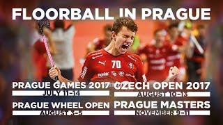 Sandö IBK vs. Zurich United White - PRAGUE GAMES 2017