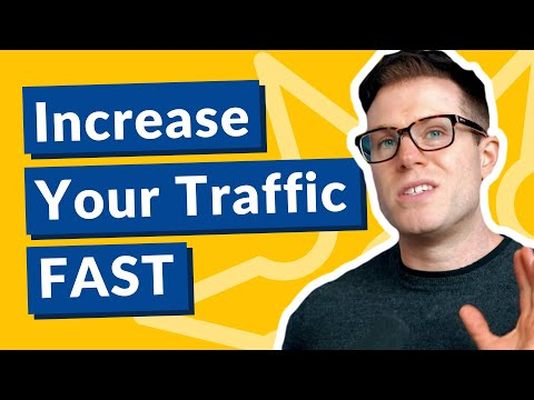 5 Fast Ways to Increase Organic Traffic 📈