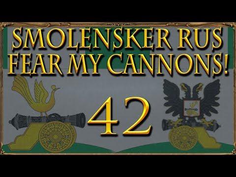 Europa Universalis IV Smolensk 42 Ungarn (Let's Play / Deutsch)