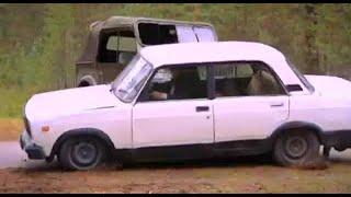 Платина-2 (2009) 12 серия - car chase scene