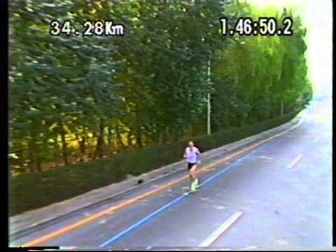1988 Olympic Games - Mens Marathon - Part 3