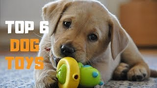 Best Dog Toys in 2019 - Top 6 Dog Toys Review