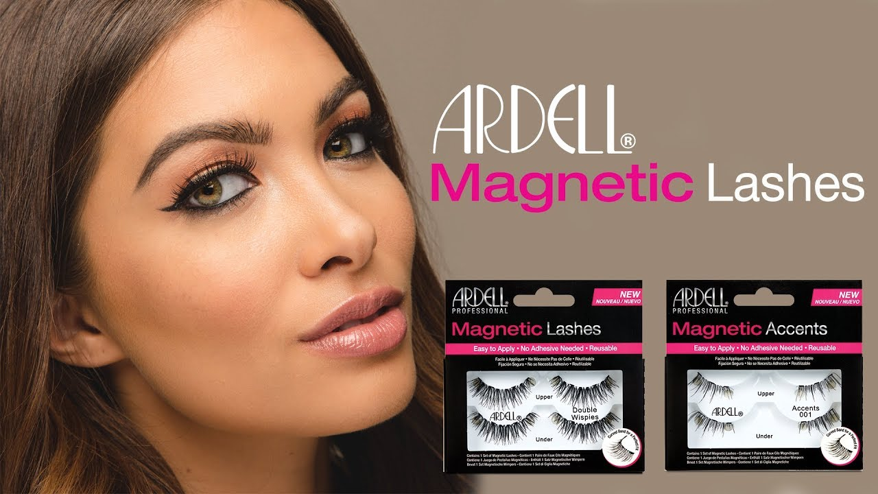 d59aeaa194a ARDELL MAGNETIC LASH COLLECTION - YouTube