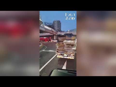 【ドラレコ】2019 1月 日本 交通事故・危険運転・ヒヤリハット 20