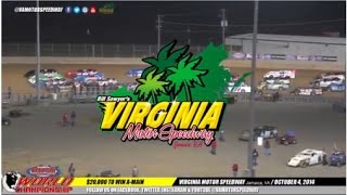 2014 Fastrak World Championship at Virginia Motor Speedway