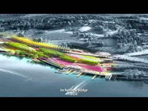 Publicity video for 2016 Tangshan International Horticultura