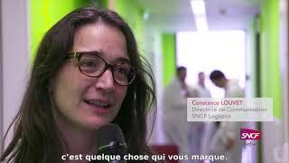 Séminaire d'équipe solidaire SNCF Logistics - Mécénat de compétences