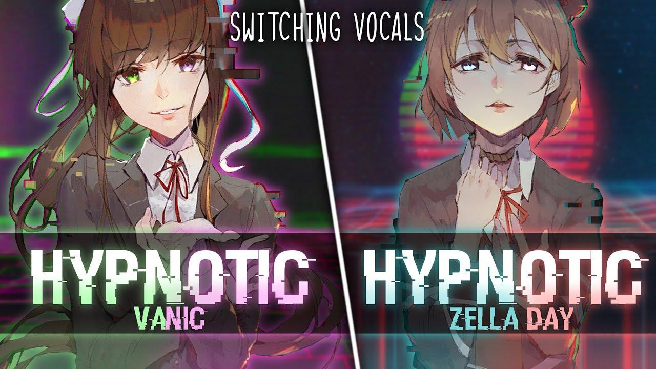 ◤Nightcore◢ ↬ Hypnotic [Switching Vocals] image