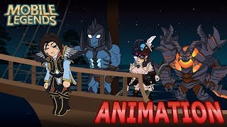 MOBILE LEGENDS ANIMATION #46 - UNEXPECTED PART 3 OF 3 - SERIES FINALE
