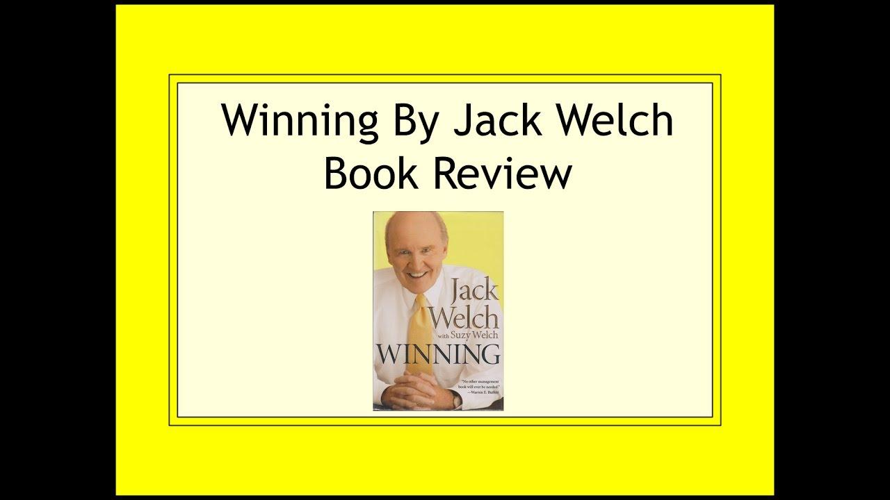 winning by jack welch youtube