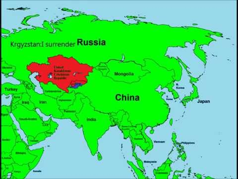 Alternative Future of Asia Episode 4:Mongolia Becomes a Communist Country