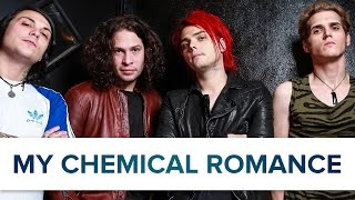 Top 10 Facts - My Chemical Romance // Top Facts