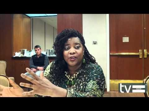 Loretta Devine (The Client List) Interview