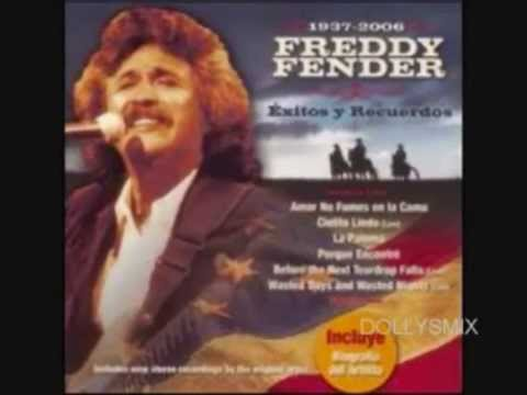 FREDDY FENDER - FOREVER MY DARLING (PLEDGING MY LOVE)