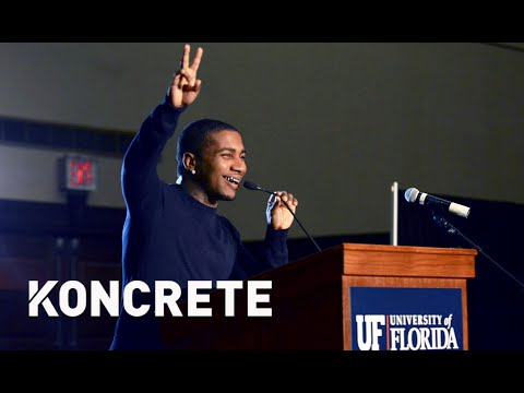 Lil B Lecture at University of Florida: (OFFICIAL FULL LENGTH VIDEO)
