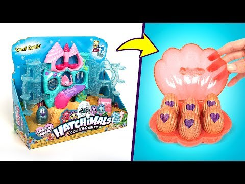 Распаковка! Hatchimals CollEGGtible. Магия русалок / Сезон 5