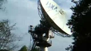 2009年10月3日に行われたJAXA「地球観測センター」施設一般公開でのパラ...