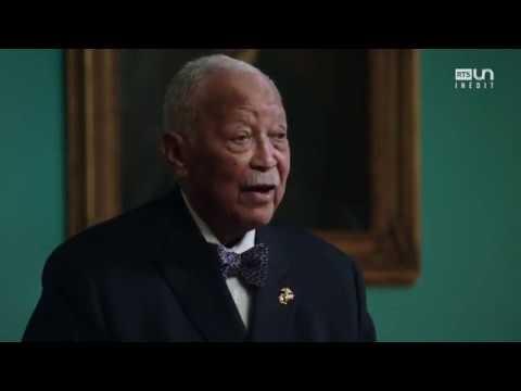 Vidéo JF Roubaud Blue Bloods David Dinkins ancien maire de New York (voix vieillie)