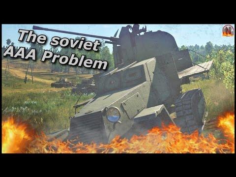 War Thunder    The Soviet AAA Dilemma