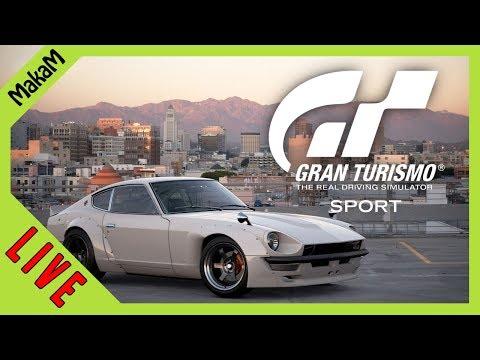 Gran Turismo Sport LIVE | PS4 PRO | teszt thumbnail