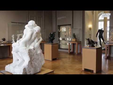 Visite LSF musée Rodin - semaine de l'accessibilité 2017