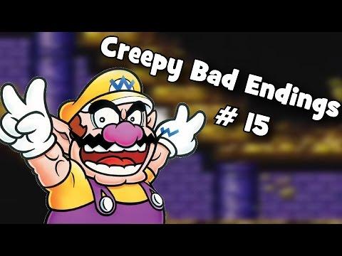 Creepy Bad Endings # 15