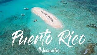 IMPRESIONANTE ISLA VIRGEN EN PUERTO RICO | 4K