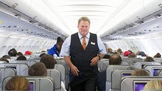 Former NYC firefighters join JetBlue cabin crews
