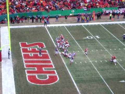 The 2009 Chiefs Season In One Play