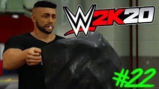 WWE 2K20 : Auf Rille zum Titel #22 - EL RILLE DER MÜLLMANN !! 😂😂😂