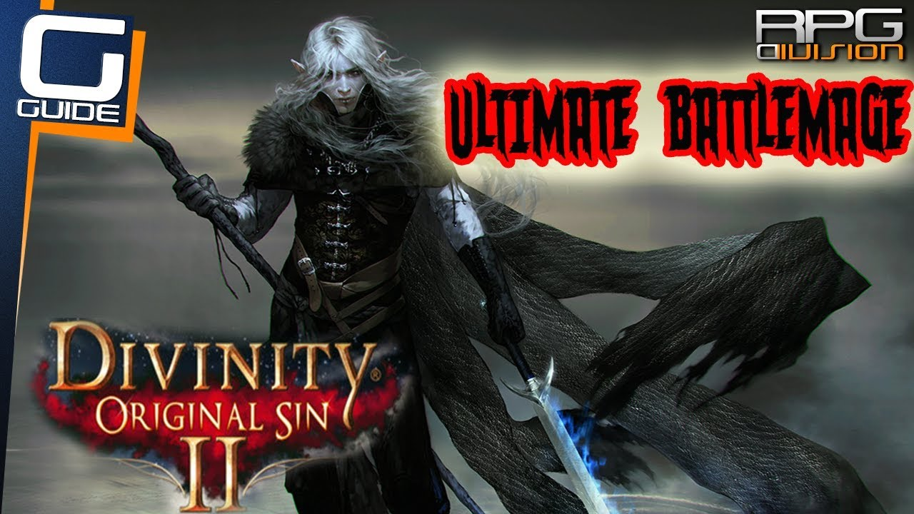 Divinity Original Sin  Ultimate Warror Build