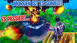 😨 MORGEN WILL PASS IT! - What you need to know about the Fortnite Live Event!