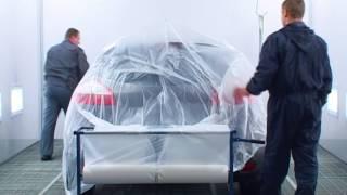 видео Предоставление подменного автомобиля на время ремонта машины по гарантии.