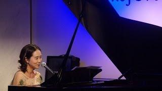 2014/3/5 四谷天窓comfortにて。 女優の原史奈さんに楽曲提供させていた...