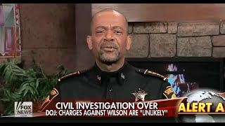 "• ""Al Sharpton Oughta Shut Up and Go Back Into the Gutter"" • Sheriff David Clarke • 1/22/15 •"