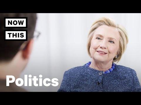 Hillary Clinton Interview 2017 – EXTENDED INTERVIEW | NowThi
