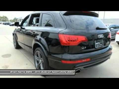 Audi Q Baton Rouge LA BTA YouTube - Brian harris audi