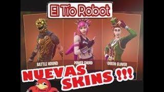 VIVEZ FORTNITE AVEC RICK ET EDNY! - SKINS SAMEDI! [Espagnol latin]