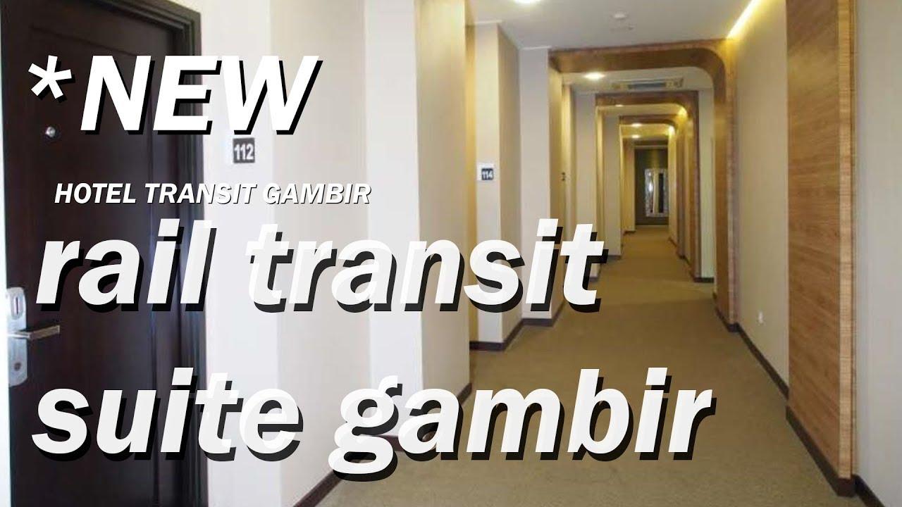 Rail Transit Suite Gambir Youtube
