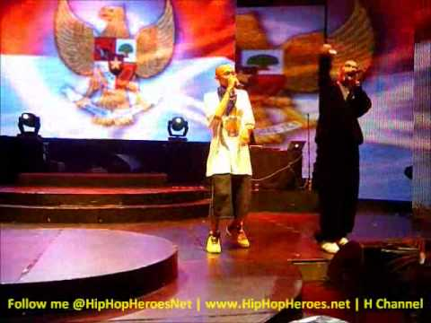 One Day Hip Hop - PRJ - 14. Crystal Opera - Tanah Air Ft. Slim Dee