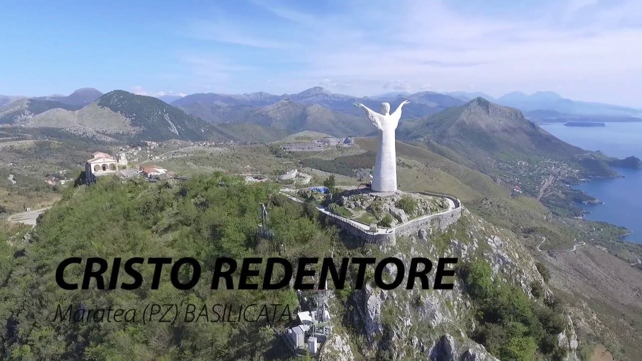 Cristo Redentore - Maratea - (PZ) - Basilicata - YouTube