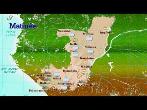13 Juillet Meteo  Congo Bz Kituba