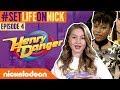 GIRL POWER on the Set of Henry Danger! 🎥 BTS Ep. 4 | #SetLifeOnNick
